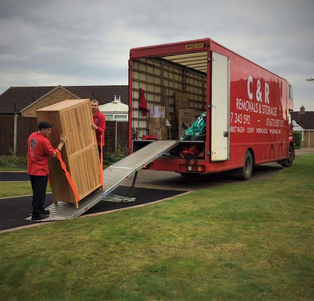 Moving house Lincs